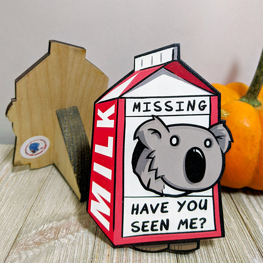 Missing Koala - Halloween Stand-Up