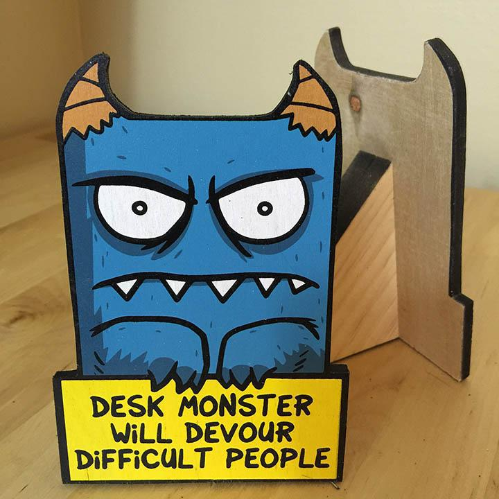 Desktop Monster - Desktop Ally