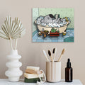 Self-Care Koala - Wall Art Painting