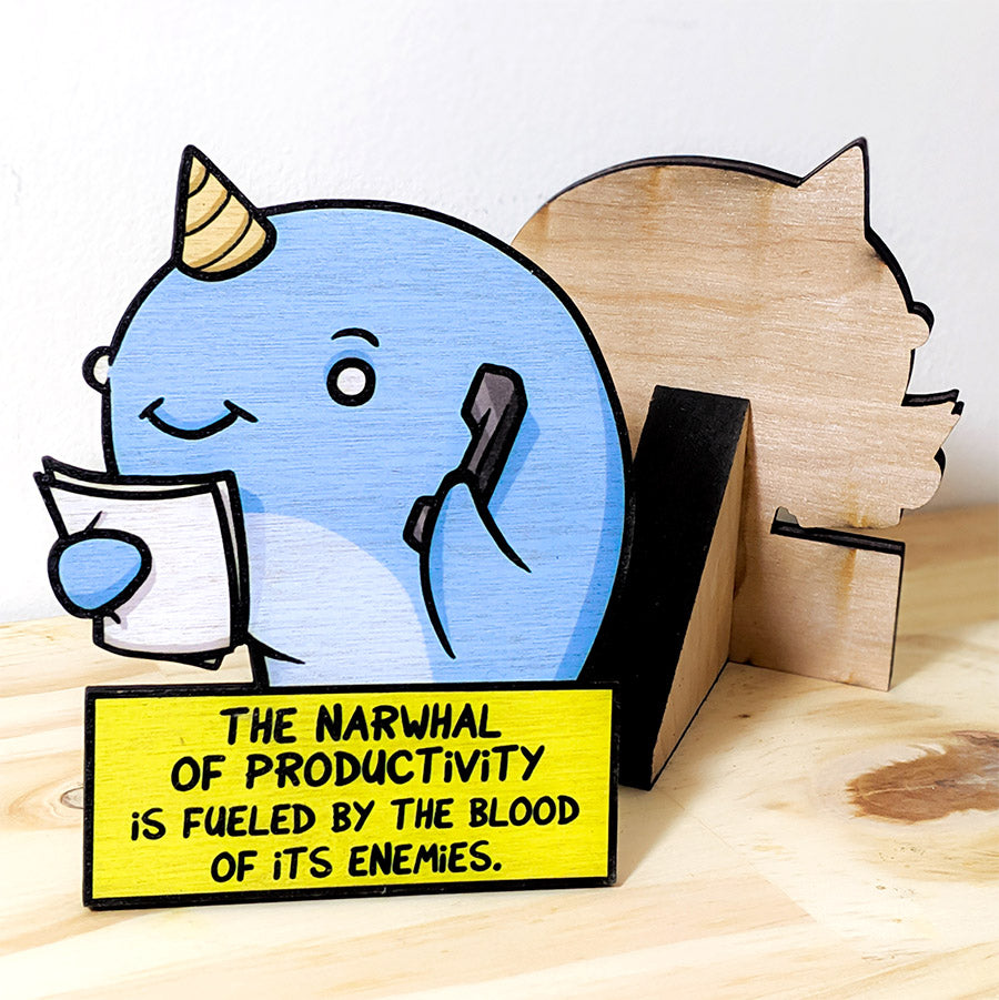 The Narwhal of Productivity