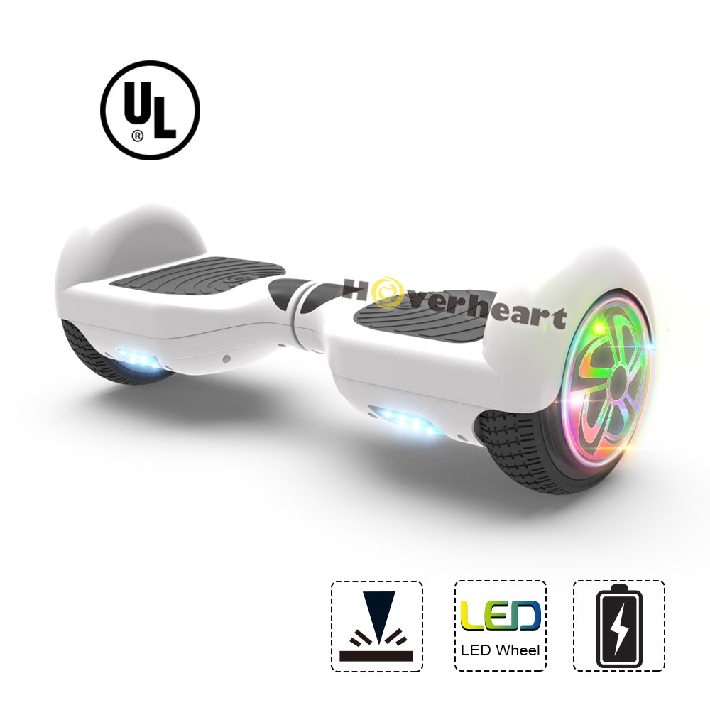 "6.5"" Hoverboard Flash Wheel Self Balancing Electric Scooter UL 2272  Certified- ..."