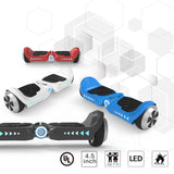 4.5'' hoverboard for Kids, Two Wheel Electric Scooter by UL 2272 certified