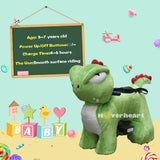 Rechargeable 6V/7A Plush Animal Ride On Toy ,Dinosaurs
