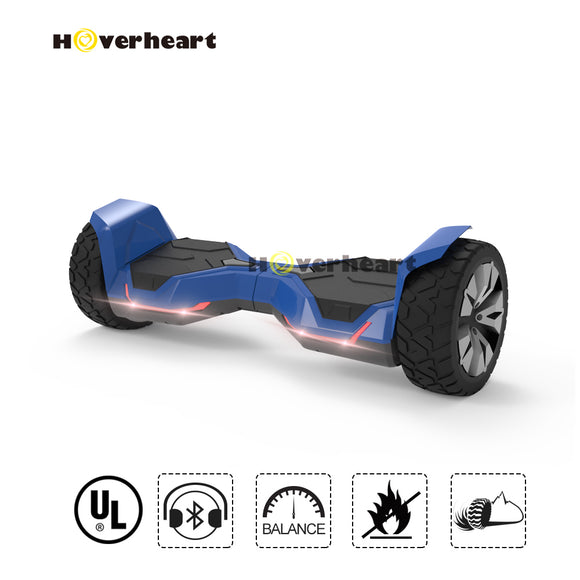 8'' Hoverboard Off Road Metal Body Scooter UL 2272 Certified