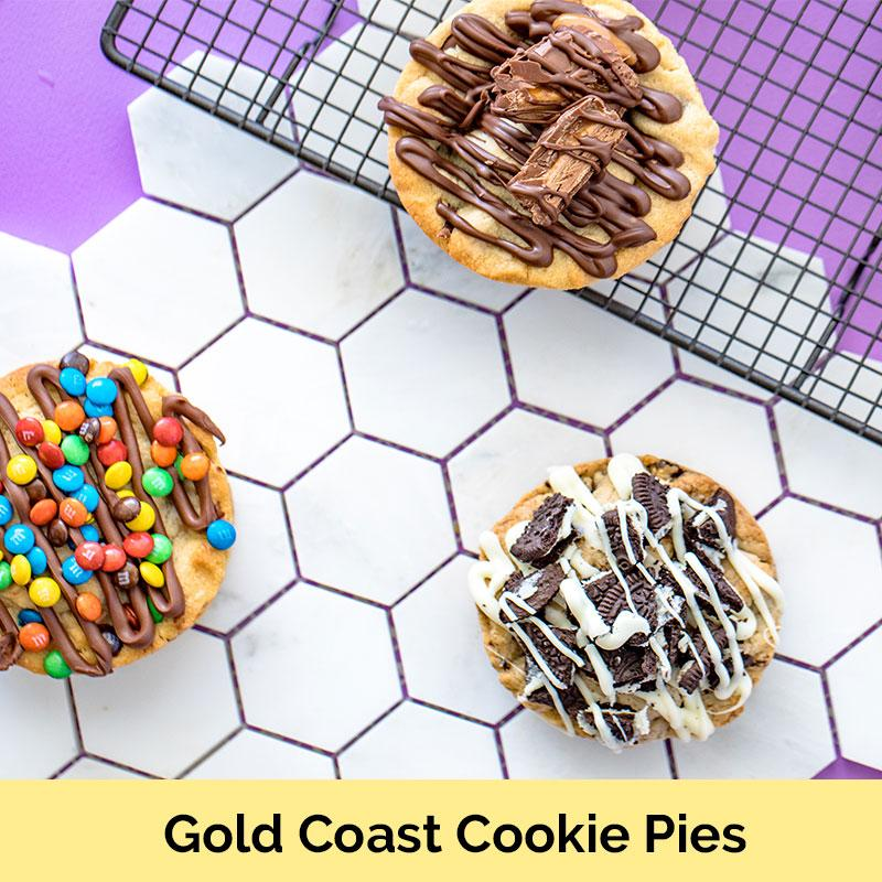 Cookie Pies Online Gold Coast Delivery - Doughhouse