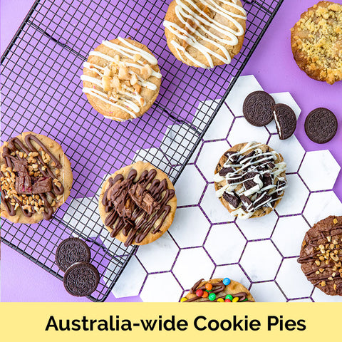 Cookie Pies - Australia Wide