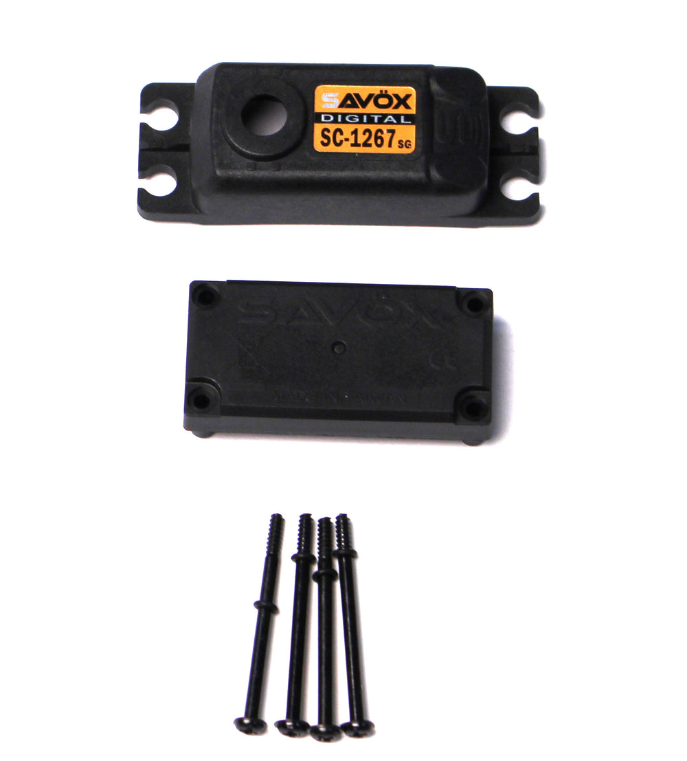 SAVCSC1267SG-1267sg-Top-&-Bottom-Servo-Case