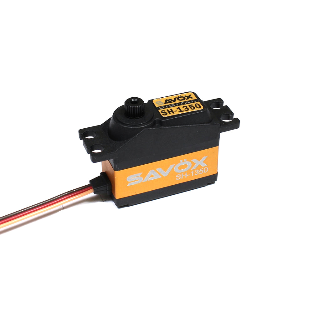 SH1350 - Mini Size Coreless Digital Servo .11/63 @ 6V