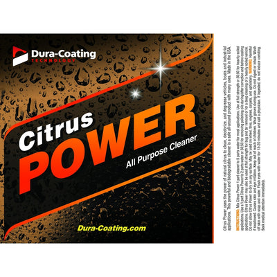 Citrus Power All Purpose Cleaner - 1 Gallon Wholesale