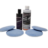 Appliance Magic & 8oz Blue Premium Metal Polish with 4 Pads and A Large Towel