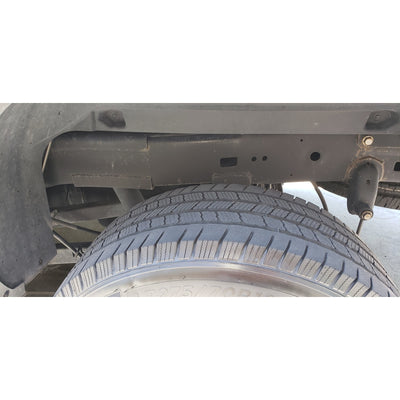 Dura-CoatX Wheel Well Kit For Trucks