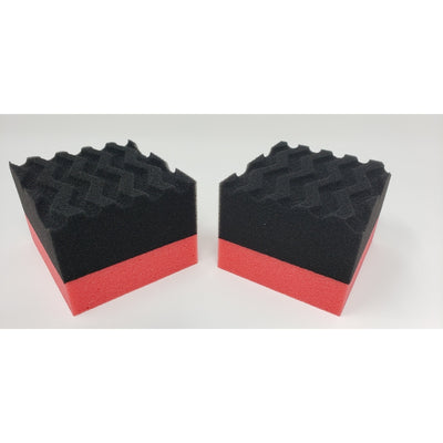 Dura-Dressing Applicator Pads - Set of 2