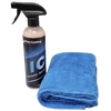 CRYO (ICE) Hybrid Ceramic Spray Sealant & Plush Edgeless Towel Combo