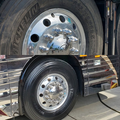 Dura-Dressing Total Tire Kit for Semi-Truck/Motor Coach