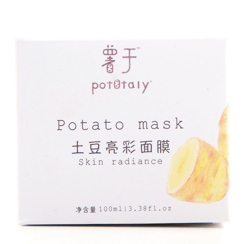 Potato Radiance Facial Mask