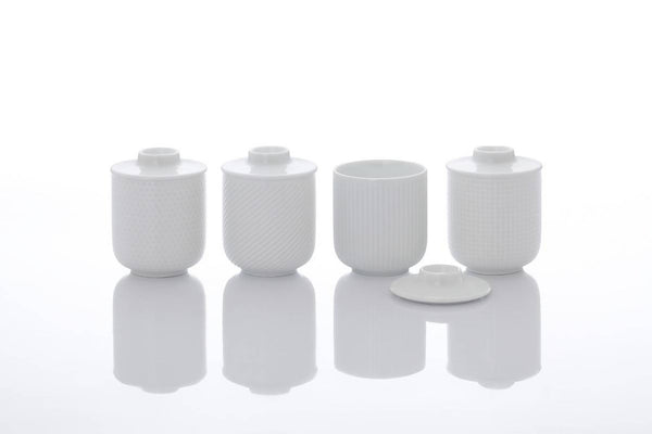 Persona Teacup - Set of 4 patterns