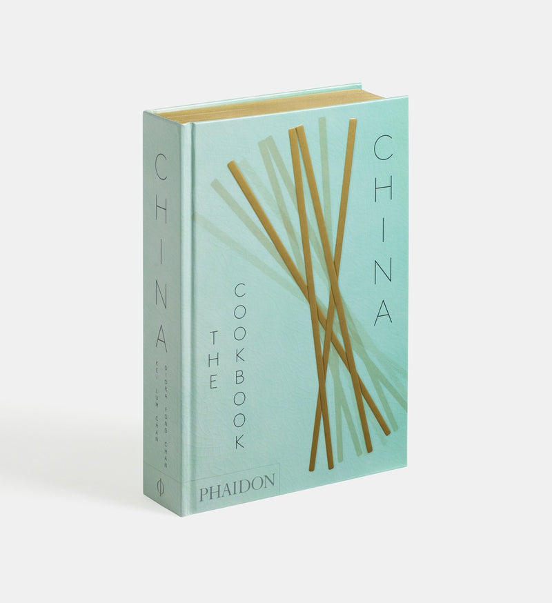 China: The Cookbook by Chan, Kei Lum & Fong Chan, Diora