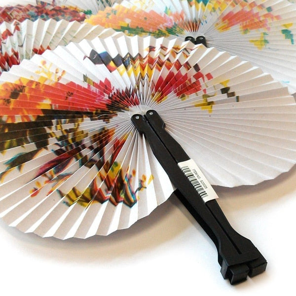 Chinese Traditional Paper Fan