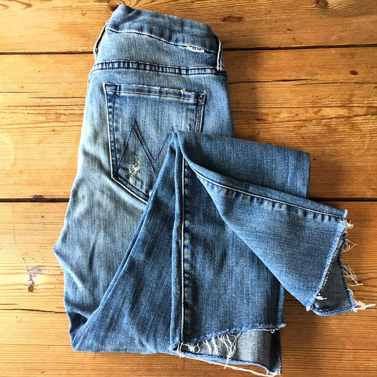 Mother Jeans  Robindira Unsworth Boutique petaluma