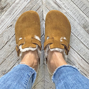 Birkenstock Boston Shearling Clogs Shoes Birkenstock