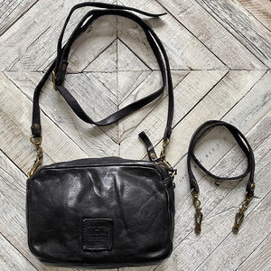 Campomaggi Bauletto Cross Body Bag BAG Campomaggi