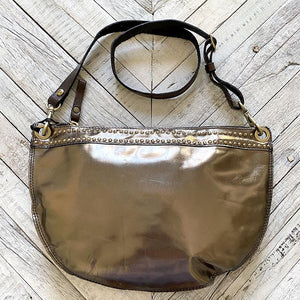 Campomaggi Laminated Shoulder Bag BAG Campomaggi