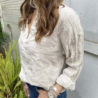 CP Shades Susie Linen Shirt Clothing CP Shades
