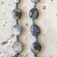 Dendritic Agate Necklace Necklace Robindira Unsworth