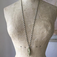 Imperial Jasper Diamond Necklace Necklace Robindira Unsworth
