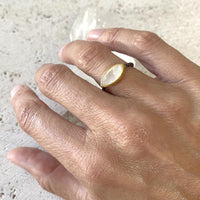 Moonstone Marquis Ring Ring Robindira Unsworth