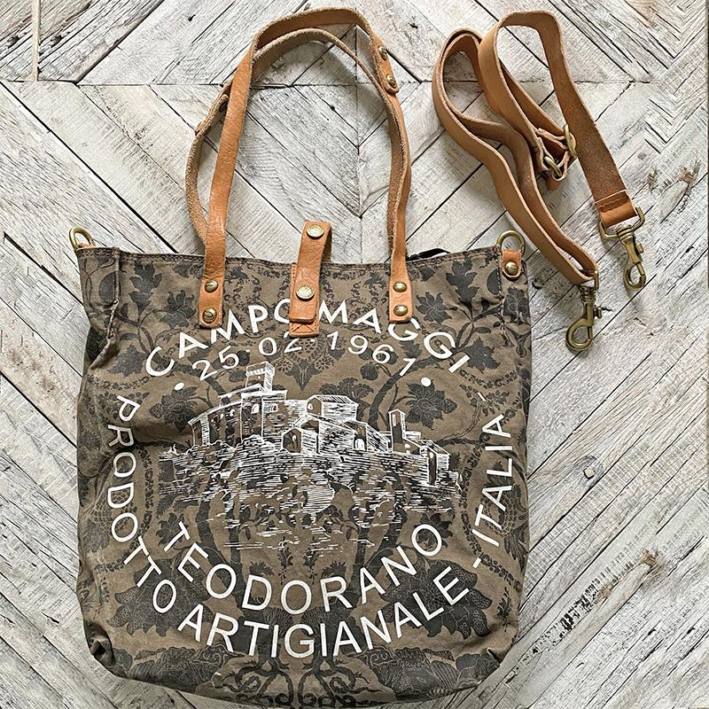 Campomaggi Porto Venere Shopping Bag