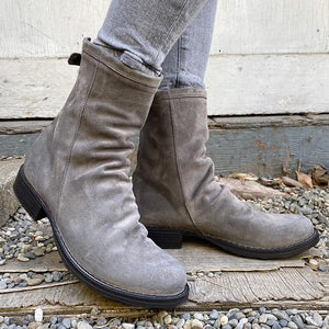 Fiorentini & Baker Suede Eternity Boots