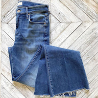 Mother Denim Weekender Fray