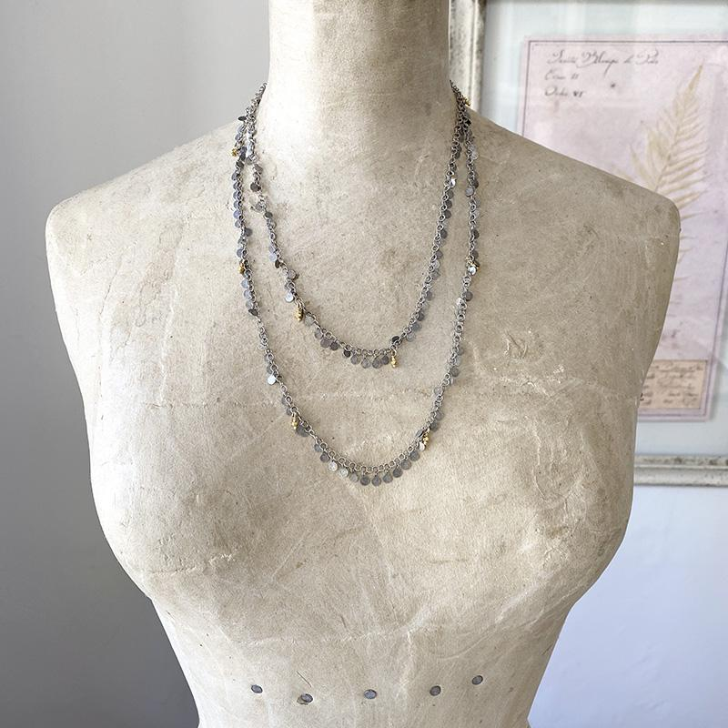 Bohemian Layering Chain Necklace Necklace Robindira Unsworth