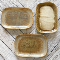 Earthen Collection Rectangular Plate