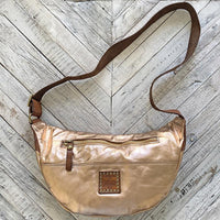 Campomaggi Metallic Fanny Pack