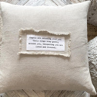 Sugarboo Quote Linen Pillow Pillow Sugarboo & Co.