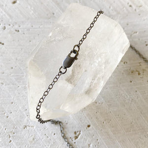 Rainbow Moonstone Diamond Necklace Necklace Robindira Unsworth