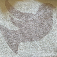 Barefoot Dreams Covered In Prayer Dove Blanket
