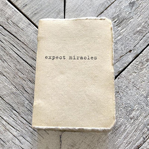 Sugarboo Mini Paper Notebook Notebook Sugarboo & Co.