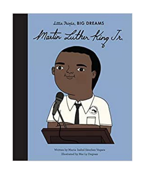Little People Big Dreams Book - Martin Luther King Jr