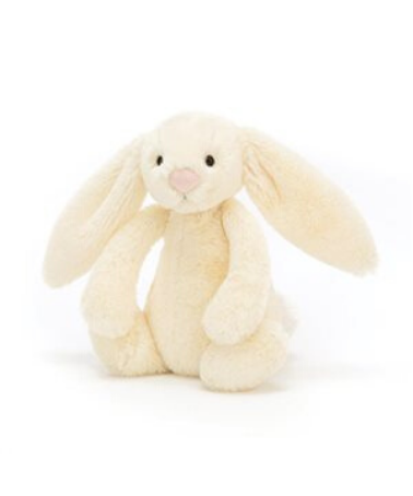 Jellycat Bashful Bunny Buttermilk Small