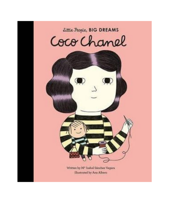 Little People Big Dreams Book - Coco Chanel