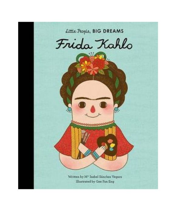 Little People Big Dreams Book - Frida Kahlo