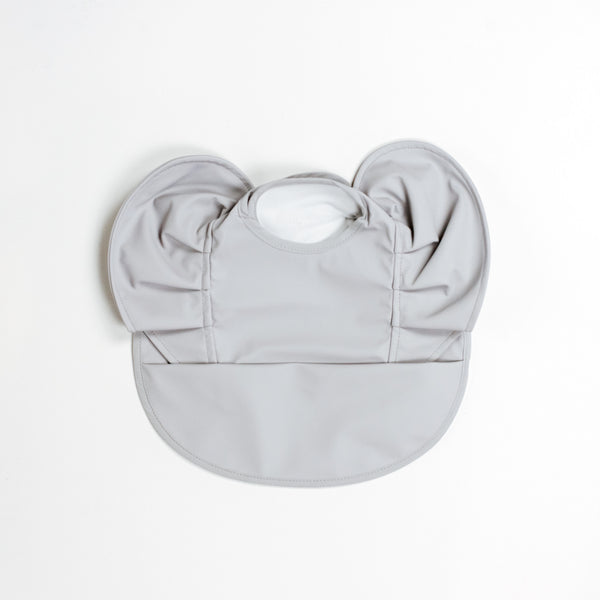 Snuggle Hunny Kids Waterproof Frill Snuggle Bib Dove
