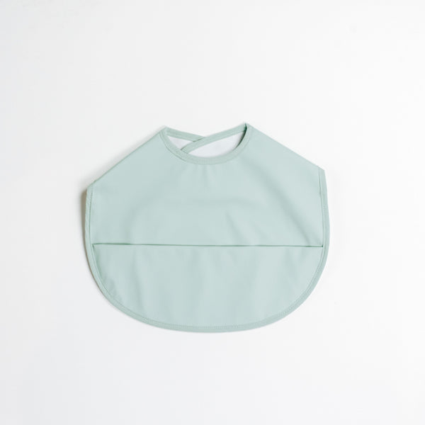 Snuggle Hunny Kids Waterproof Snuggle Bib Sage