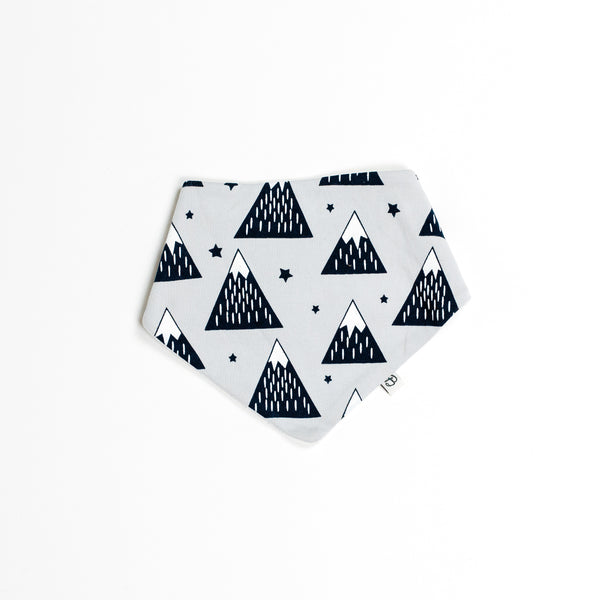 Bibalicious Howdy Bib Mountains
