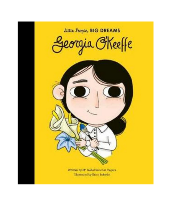Little People Big Dreams Book - Georgia O'Keeffe
