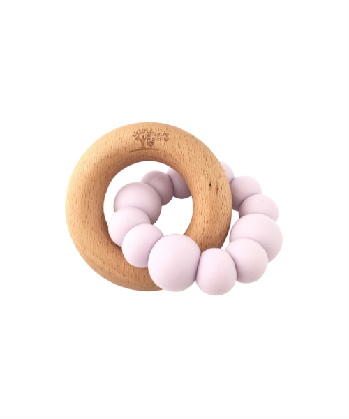 Nature Bubz Natural Teether Blok Lavender