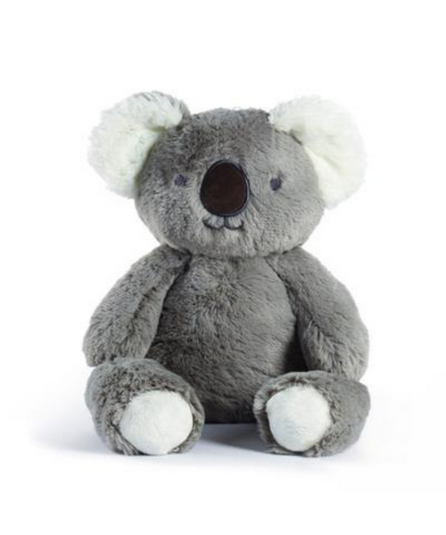 OB Designs Plush Huggie Toy Kelly Koala Grey